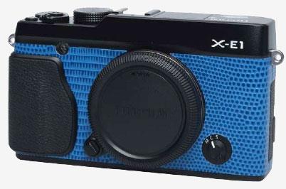 Blue X-E2