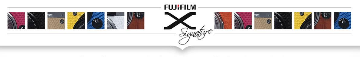 Fujifilm X Signature