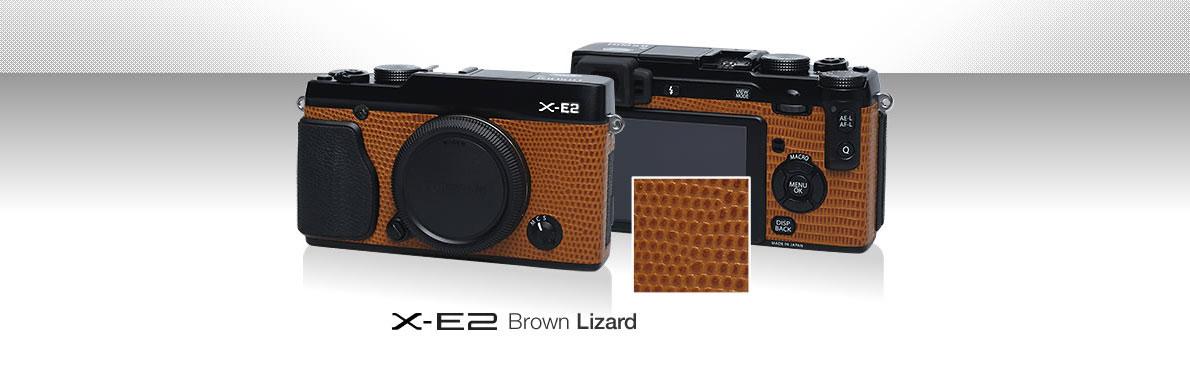 X-E2 Brown Lizard