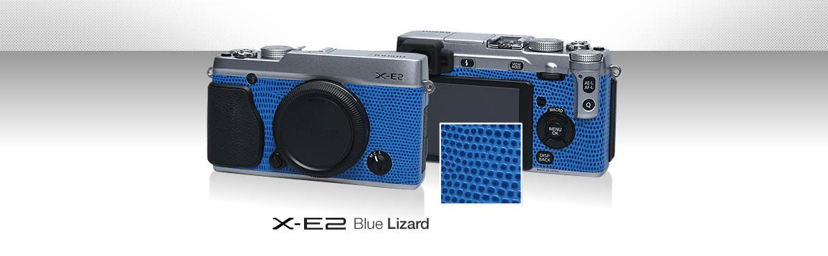 X-E2 Blue Lizard