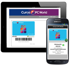 Currys Gift Card Balance >> Gift Cards | PC World