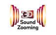 3D SOUND ZOOMING