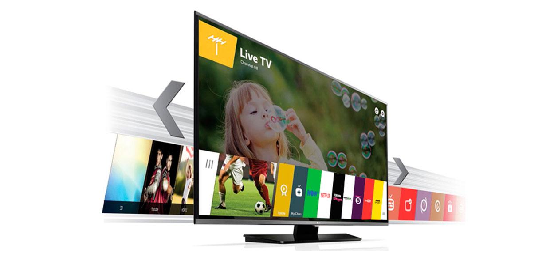 Smart TV app launcher
