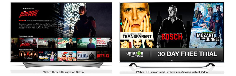 Smart TV on demand