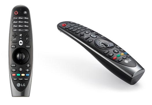 Smart TV smart remote