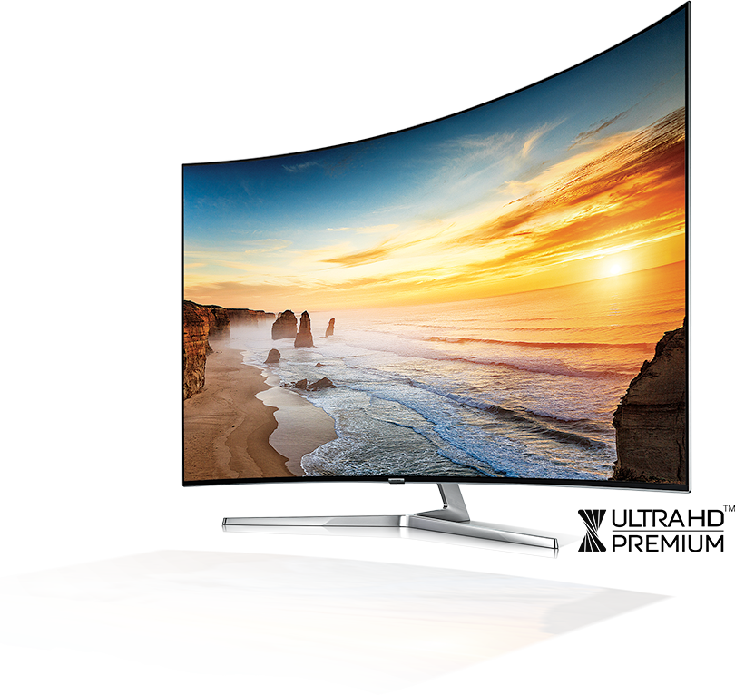 Samsung Ultra HD Premium TV