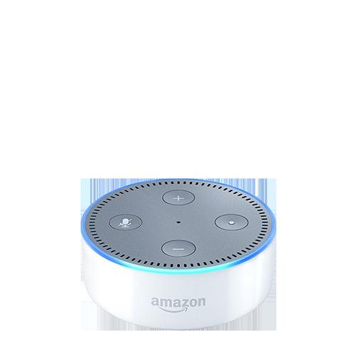 Amazon Echo in White
