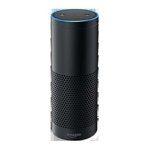Amazon Echo in Black