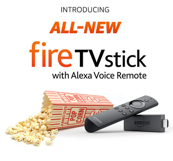 Introducing Amazon Fire TV Stick