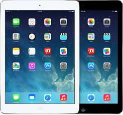 Ipad air comes with new and improved ios7