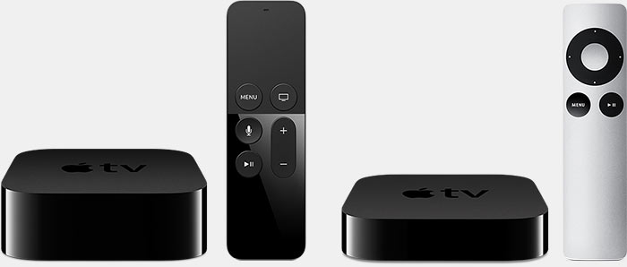 Apple TV Family