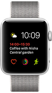 Apple Watch customisable faces