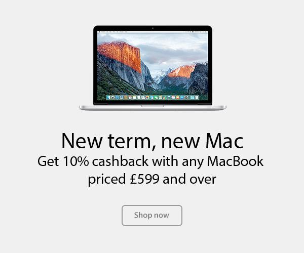 New Term, New Mac