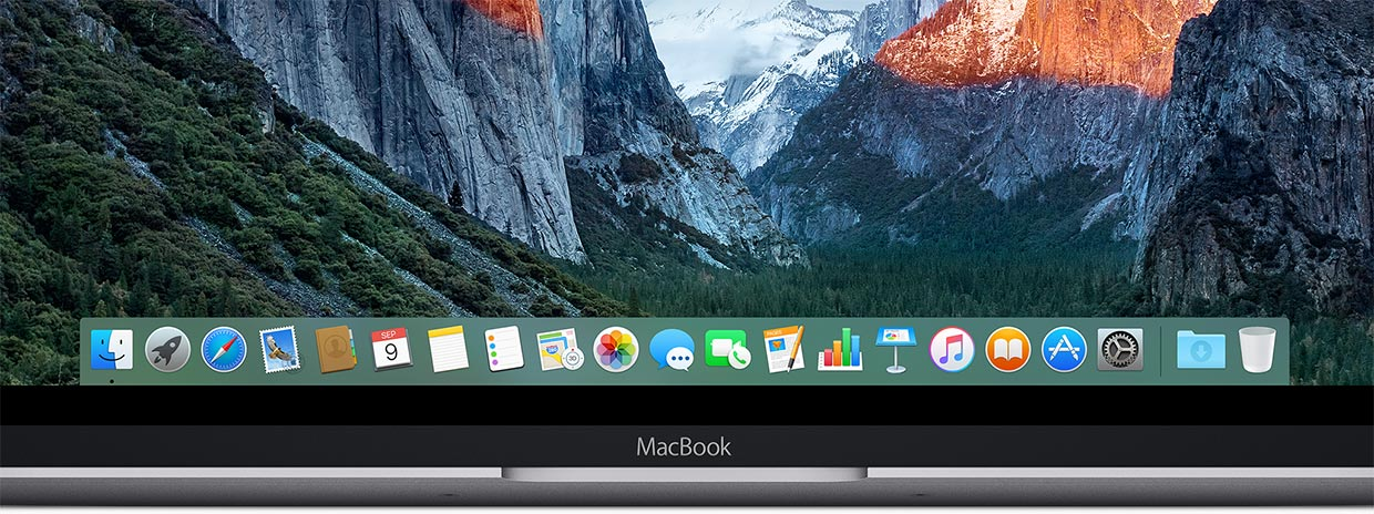 Macbook Built-In Apps