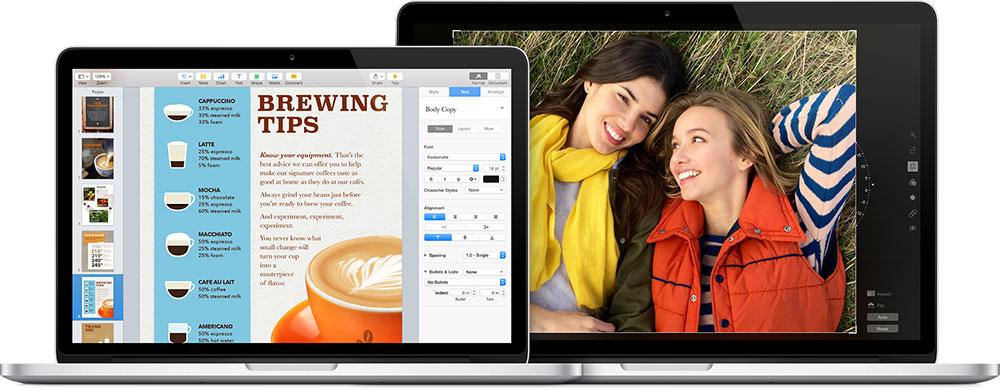 Macbook Pro Apps