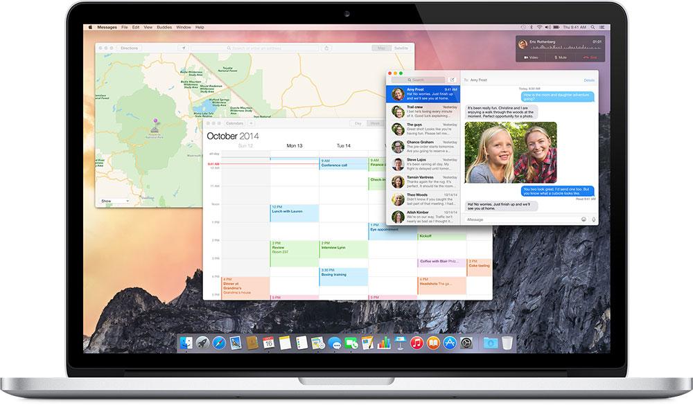 Macbook Pro OSX