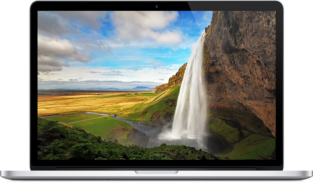 Macbook Pro Stunning Retina Display
