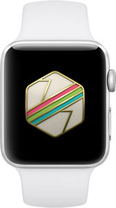 Apple Watch achievements