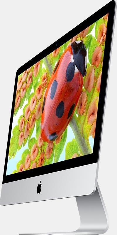 iMac 5k Retina screen