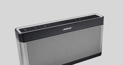 how to find my bell audio on my bose speaker