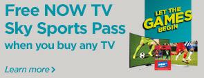 Free now tv pass