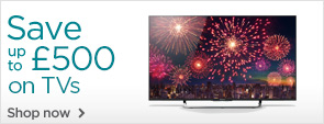 Save up to 500 on tvs
