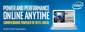 Intel Chromebooks