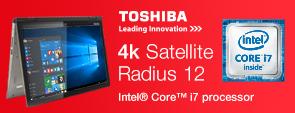 Toshiba Radius
