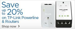 TP-Link Poweline & Routers