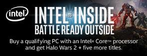 Intel Iris graphics