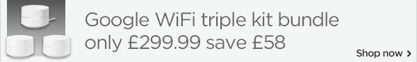 Google - wifi tripple kit