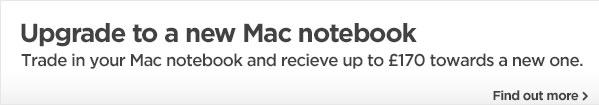 Mac tradein