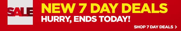 Sale 7 Day Deals