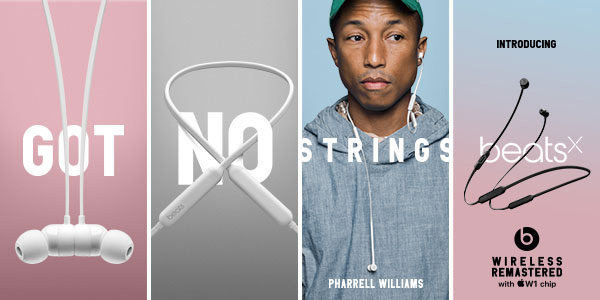Beats got no strings