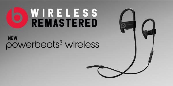 Beats In-Ear Product Range