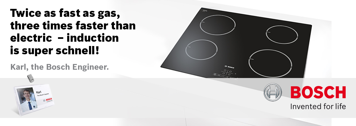 bosch cookers