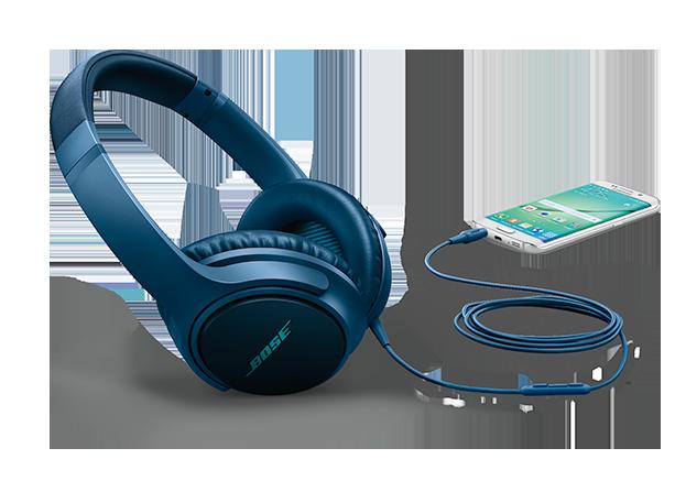 Bose SoundTrue 2 Around Ear headphones
