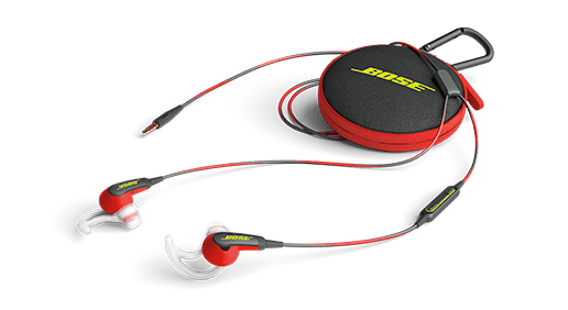 SoundSport in-ear headphones