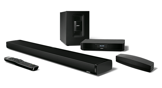 SoundTouch 130 home cinema system