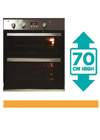 Built under oven