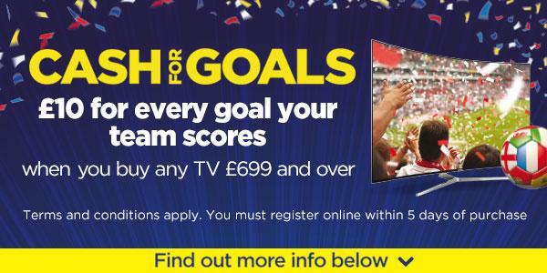 Cash for Goals