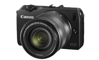 canon dslr and compact range currys