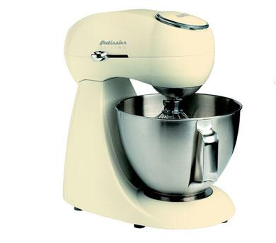 KENWOOD 0WMX275001 Patissier Food Mixer - Cream