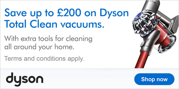 Dyson Easter