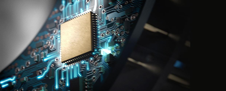 Dyson Microprocessor