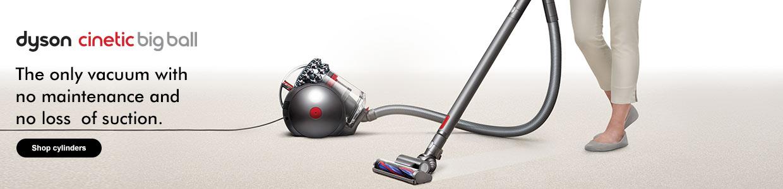 dyson cinetic big ball vacuum - Dyson Cinetic