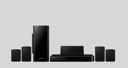 Samsung TV entertainment