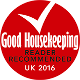 Good Housekeeping Reader Recommended UK 2016
