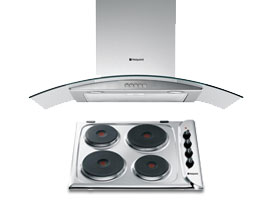 Induction Hobs and Hood Repair