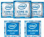 Intel badges
